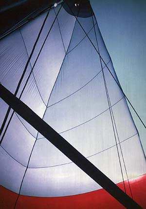 Spinnaker Pole Use