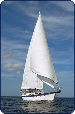 sailboat rigging sails fort lauderdale florida nance underwood